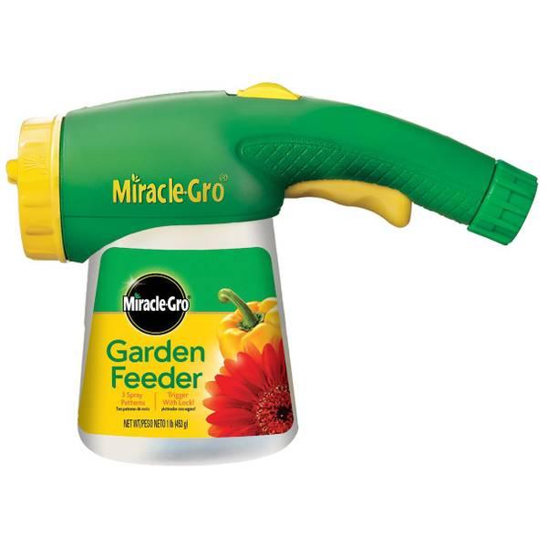 Garden Feeder