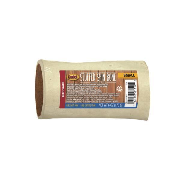 Beef Flavored Stuffed Shin Bone