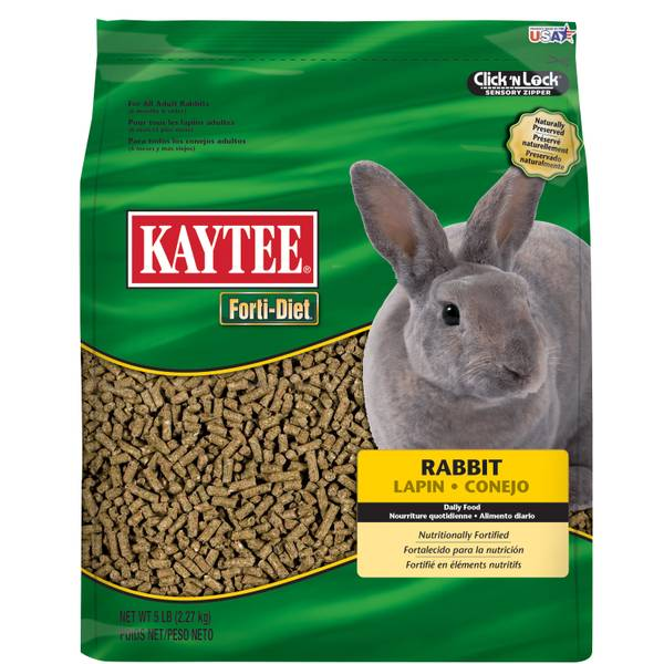 Forti - Diet Rabbit Food