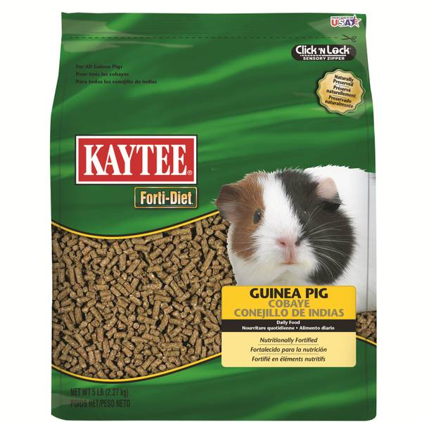 Forti - Diet Guinea Pig Food