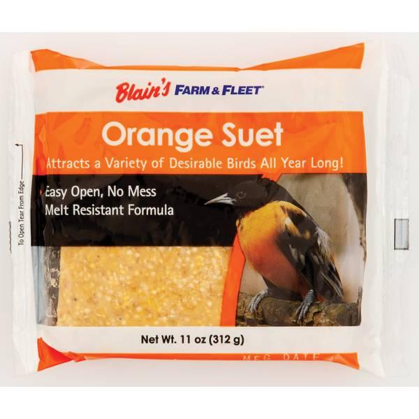 Orange Suet
