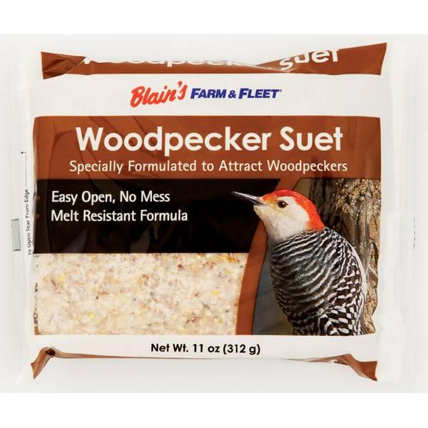 Woodpecker Suet