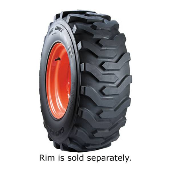 10 Ply Trac Chief Skid Steer Tire