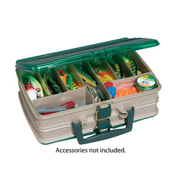 Double Sided Satchell Tackle Box