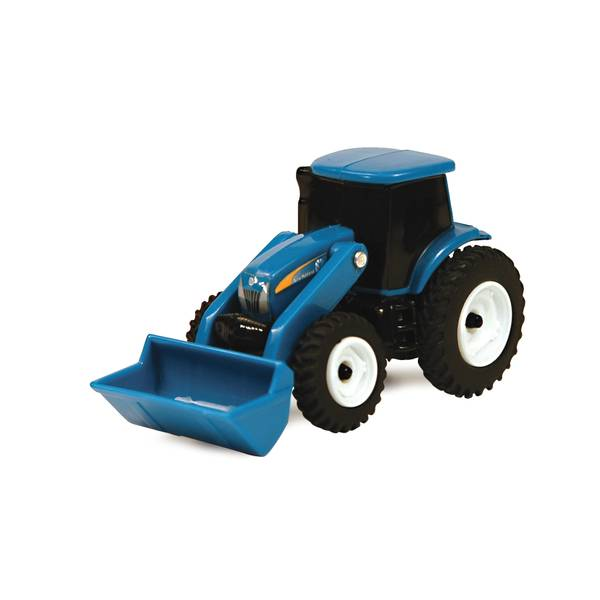 Collect N' Play New Holland Tractor with Loader