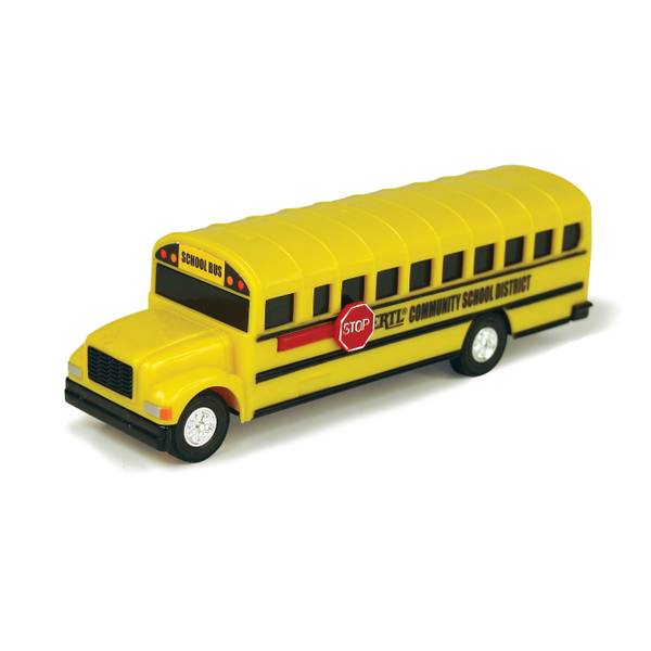 Collect 'N Play School Bus