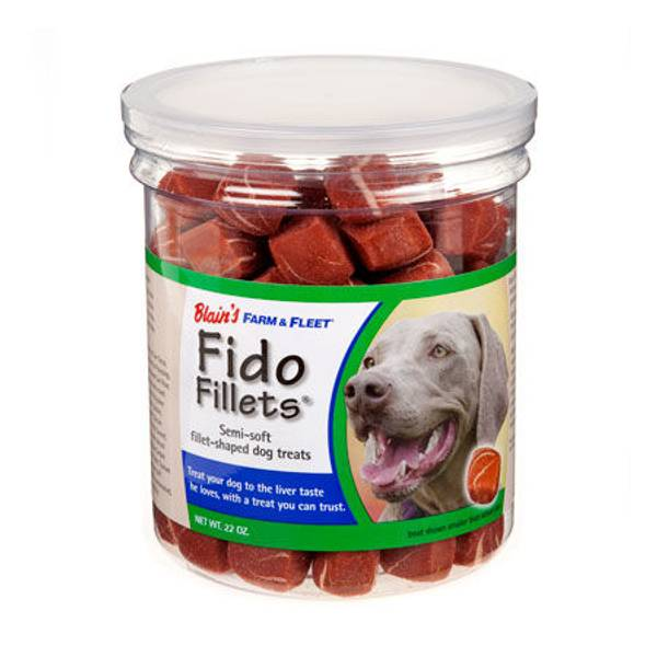 Fido Filets Dog Treats