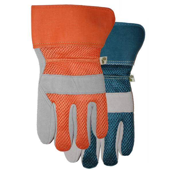 Assorted Women's Safety Cuff Gloves