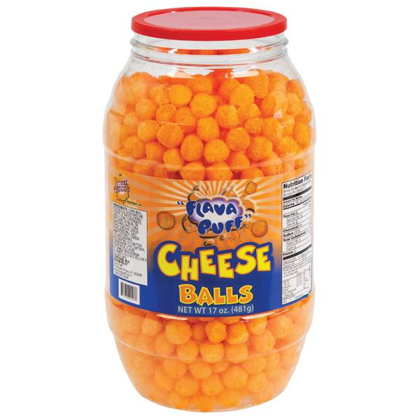17 oz Cheese Barrel