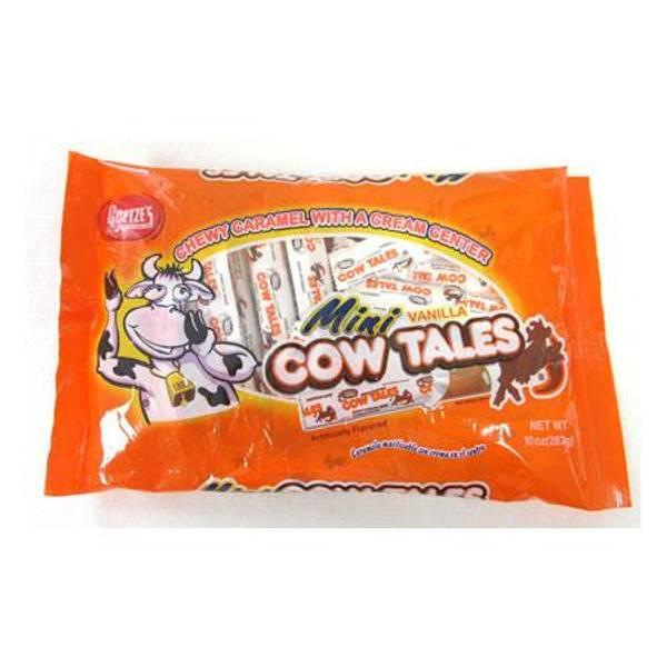 Mini Vanilla Cow Tales