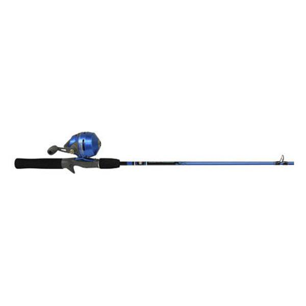 Zebco slingshot spin cast 202 combo for Slingshot fishing pole
