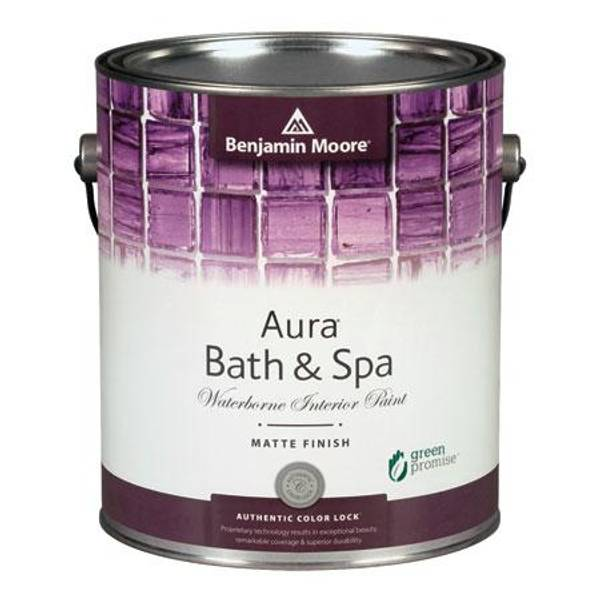 Painting With Aura Bath And Spa
