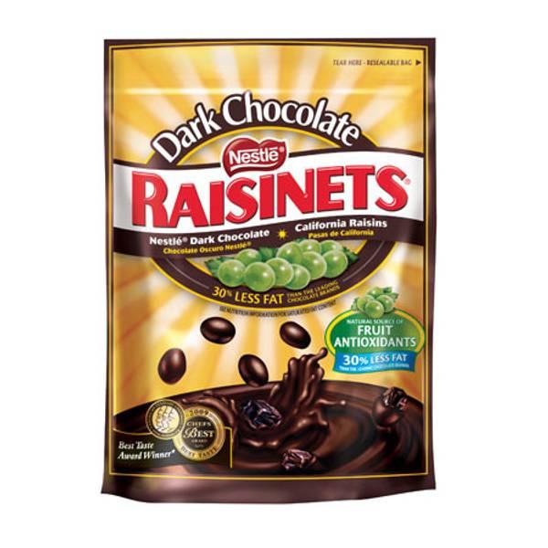 Raisinets Dark Chocolate