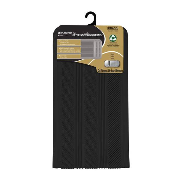 K2520ABLACK Premium Multi - Season Car Floor Mat