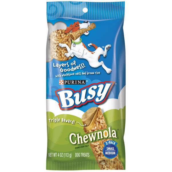 Chewnola Dog Treats