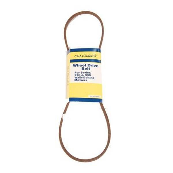 900 Series Walk Drive Belt