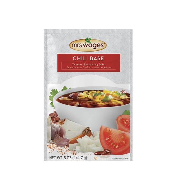 Chili Base Tomato Mix