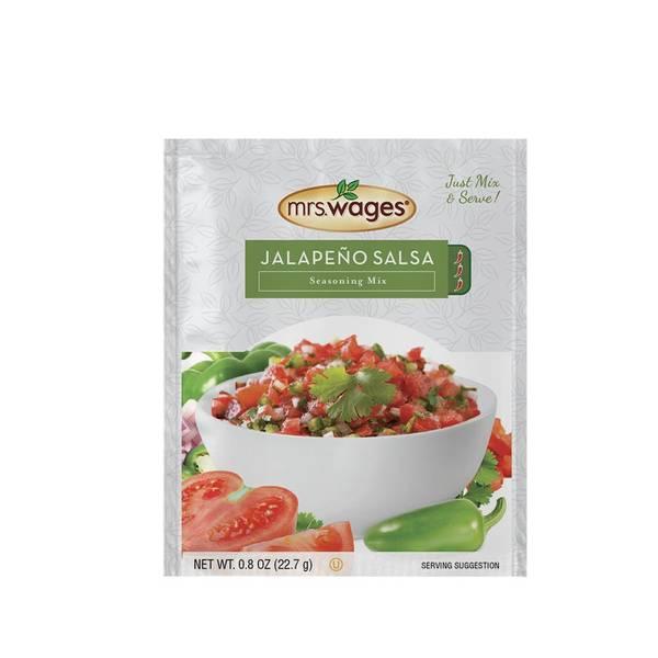 Jalapeno Salsa Mix