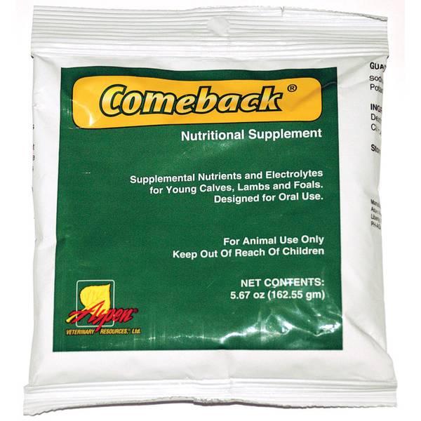 Comeback Electrolyte