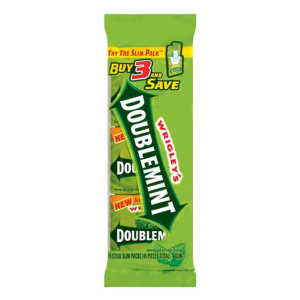 Doublemint Chewing Gum