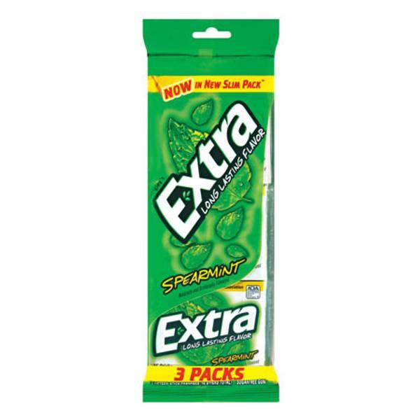 Sugar Free Gum 3 Pack