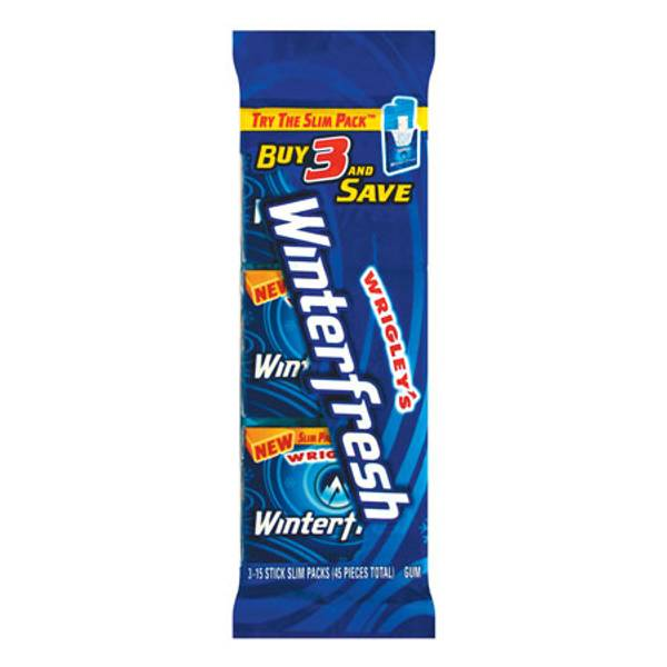 Winterfresh Chewing Gum