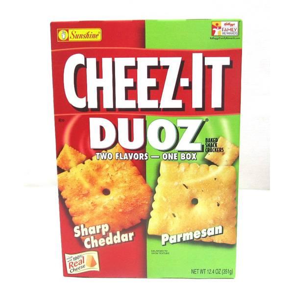Sunshine Cheez It Duoz