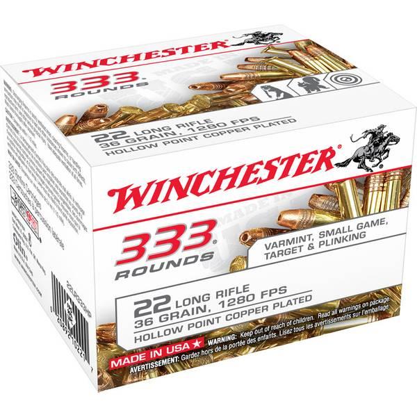 22 Long Rifle Cartridge