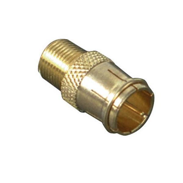 F Plug Connector