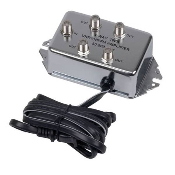 4 Way 10db Amplifier