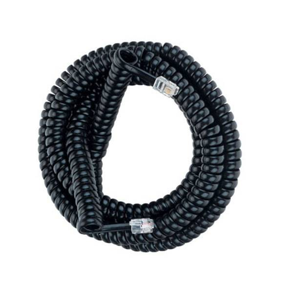 Coiled Phone Cord