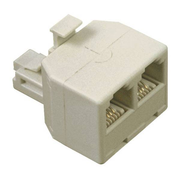 Rca duplex modular jack for Modular duplex prices