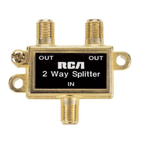 Coax Signal Splitter