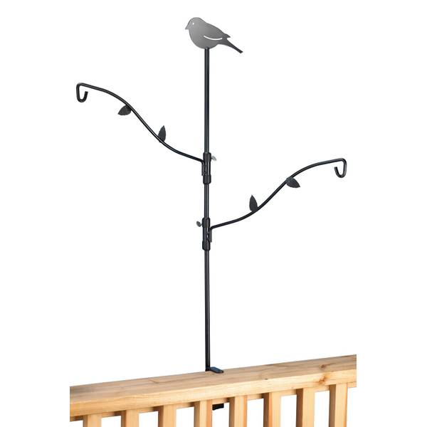 Adjustable Branch Bird Feeding Deck Kit