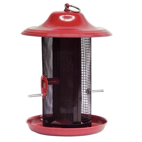 Red Rock Twin Feeder