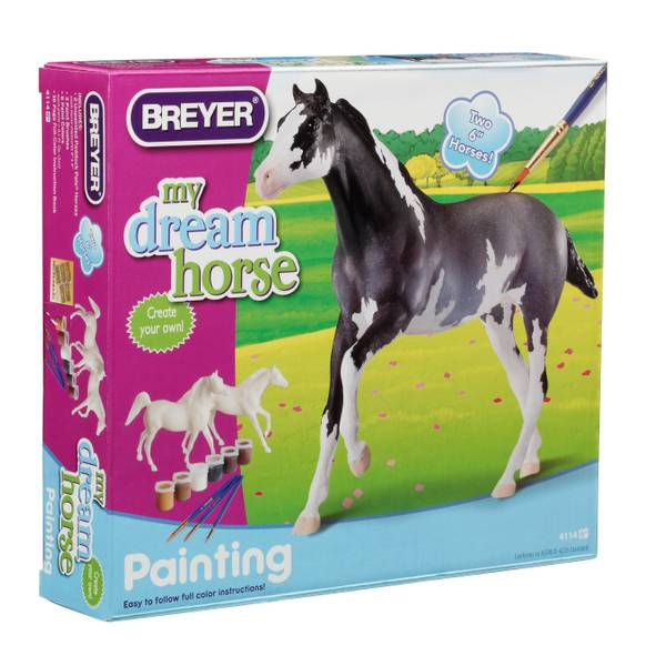 Stablemates Colorful Breeds Activity Set