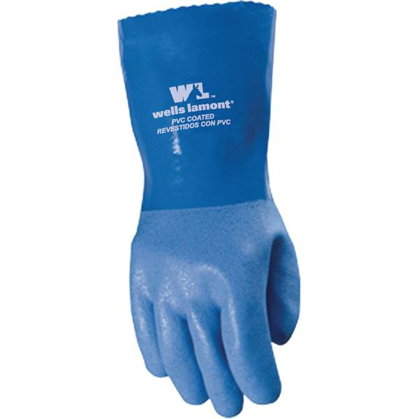 Heavy - Duty PVC Gloves