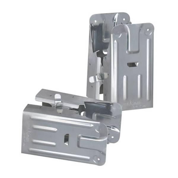 Duracraft pro metal sawhorse brackets for Metal craft trailers parts