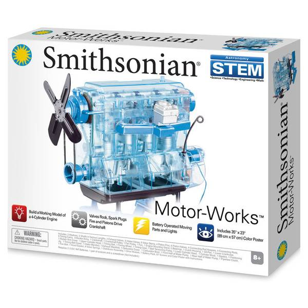 smithsonian motorworks kit