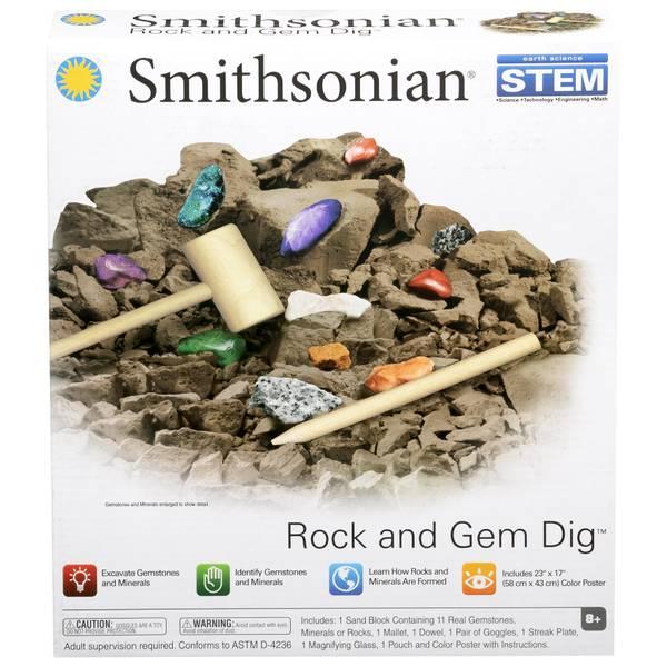 Rock & Gem Dig