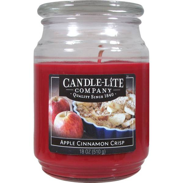 Apple Cinnamon Crisp Candle