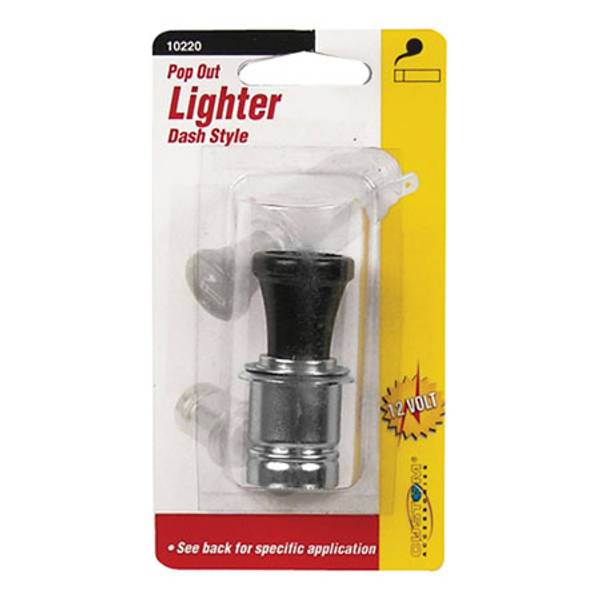 Dashboard Pop-Out Auto Lighter
