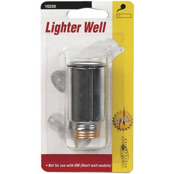 12V Pop-Out Lighter Well