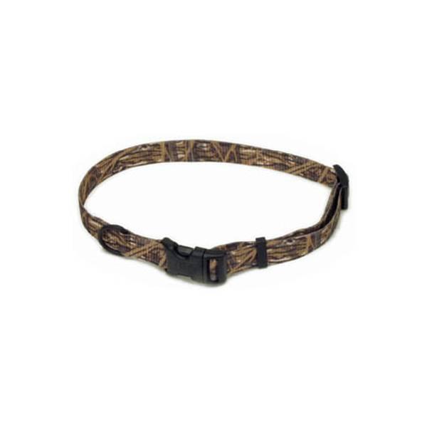 Adjustable Mossy Oak Collar