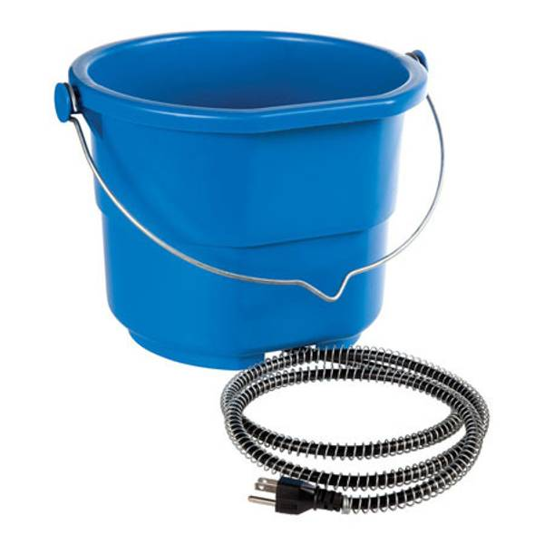 Heated Flat - Back Bucket