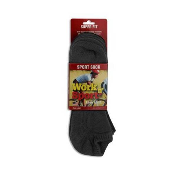 Men's Low Cut Cotton Socks