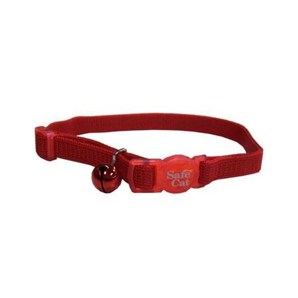Sassy Safe Cat Adjustable Nylon Collar