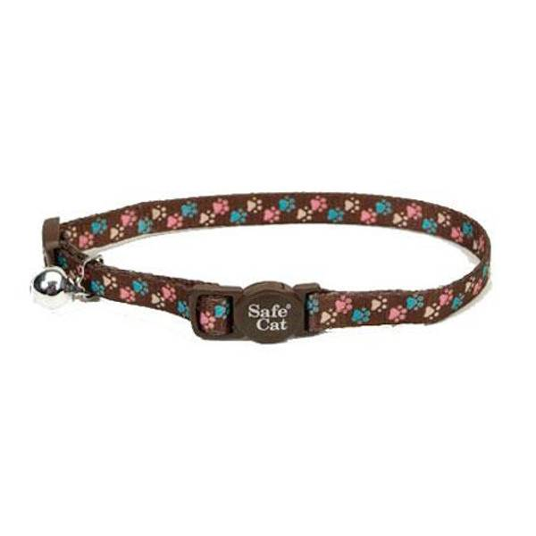 Fashion Cat Safe Cat Adjustable Nylon Collar