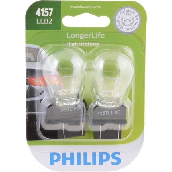 4157 LongerLife Signaling Mini Light Bulbs