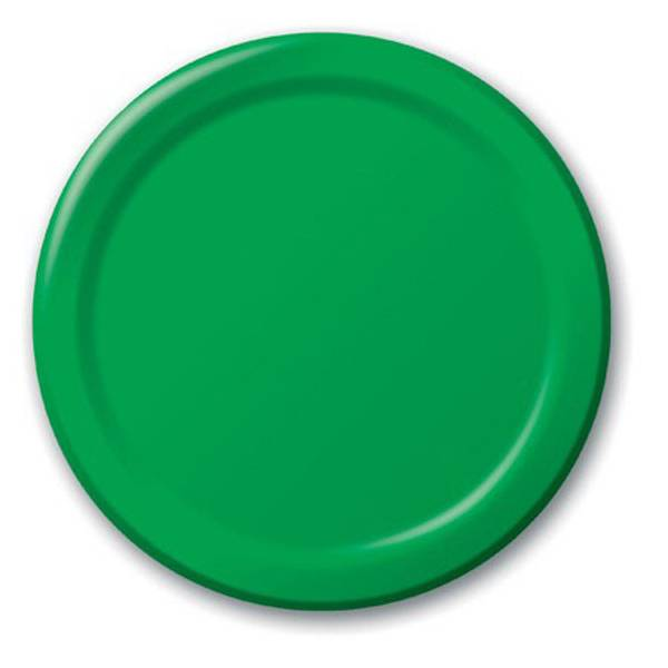 Luncheon Paper Plates